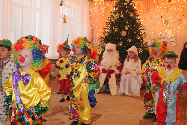 Новогодние сценарии детсад средняя группа
